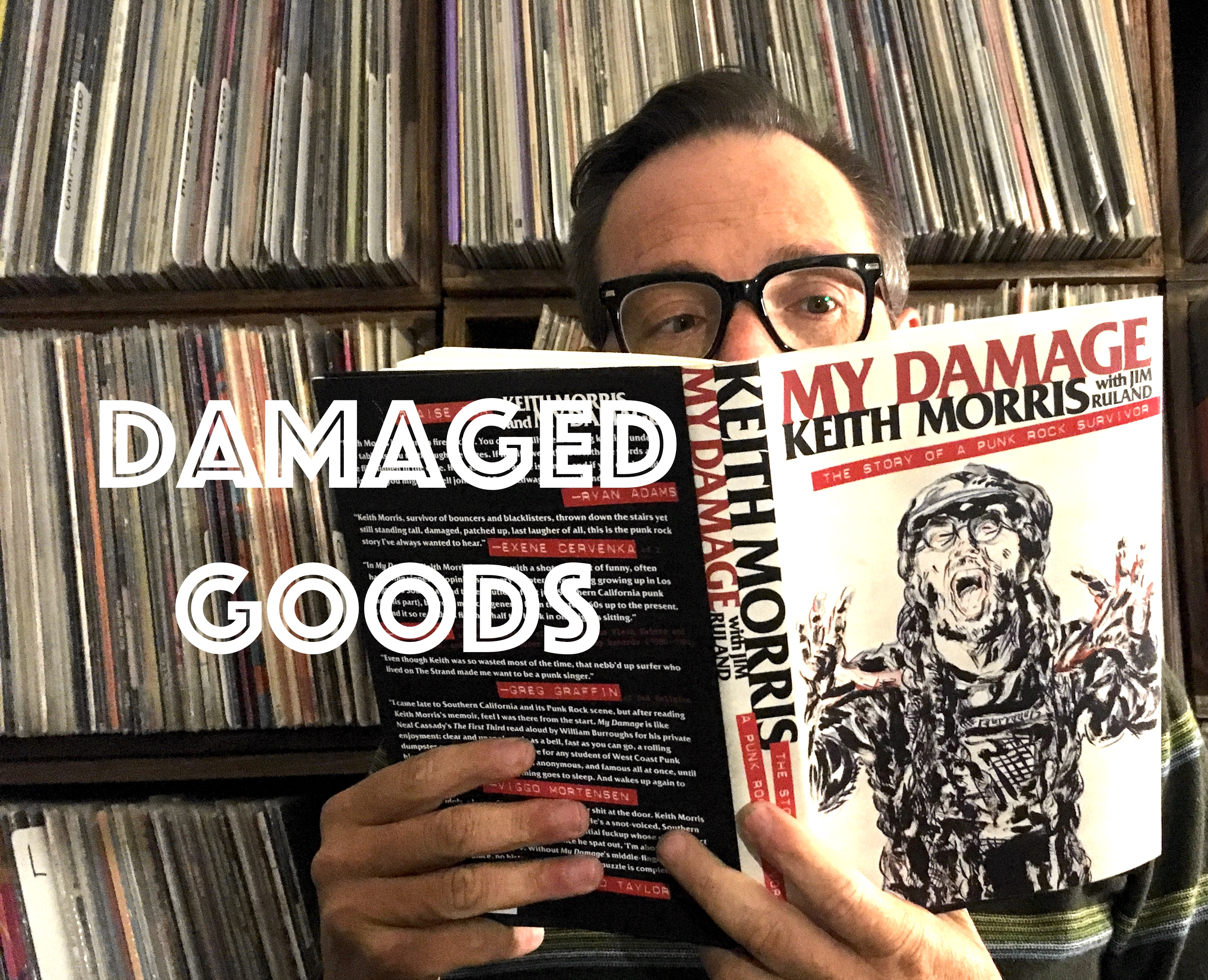 My Damage Book Review Web