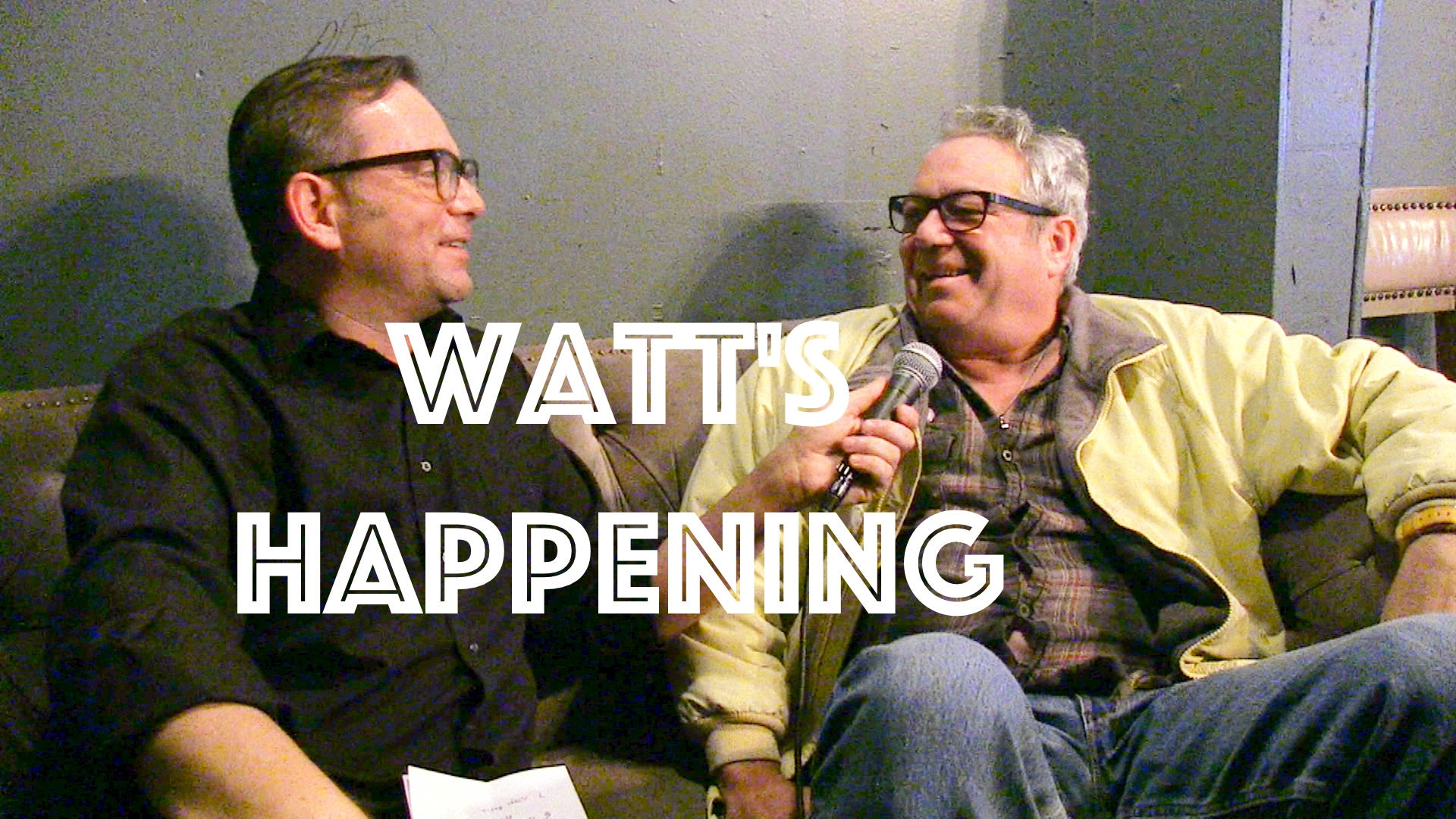 Watt's Happening Web