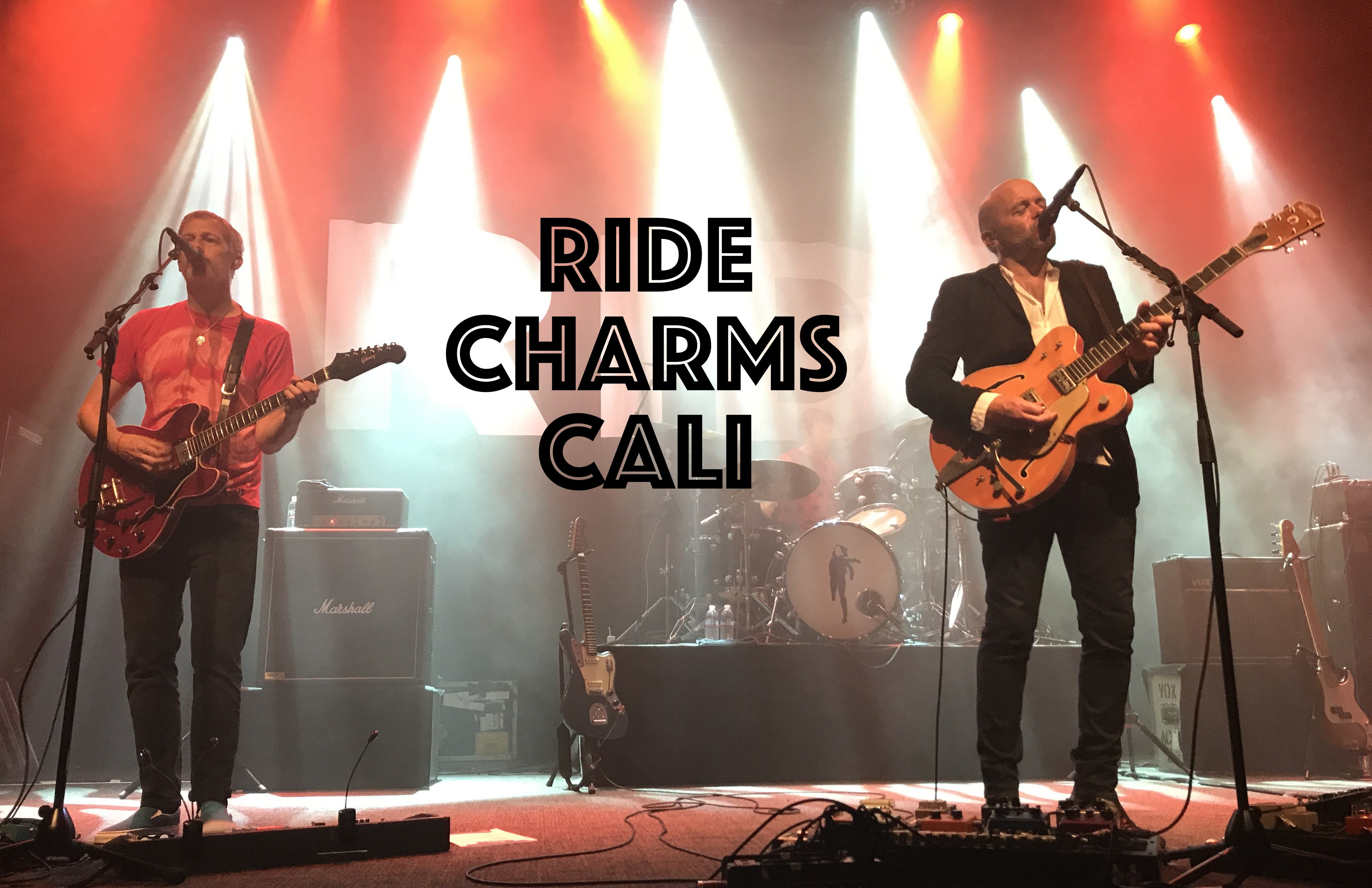 RIDE Charms Cali., InnerEdgeMusic.com