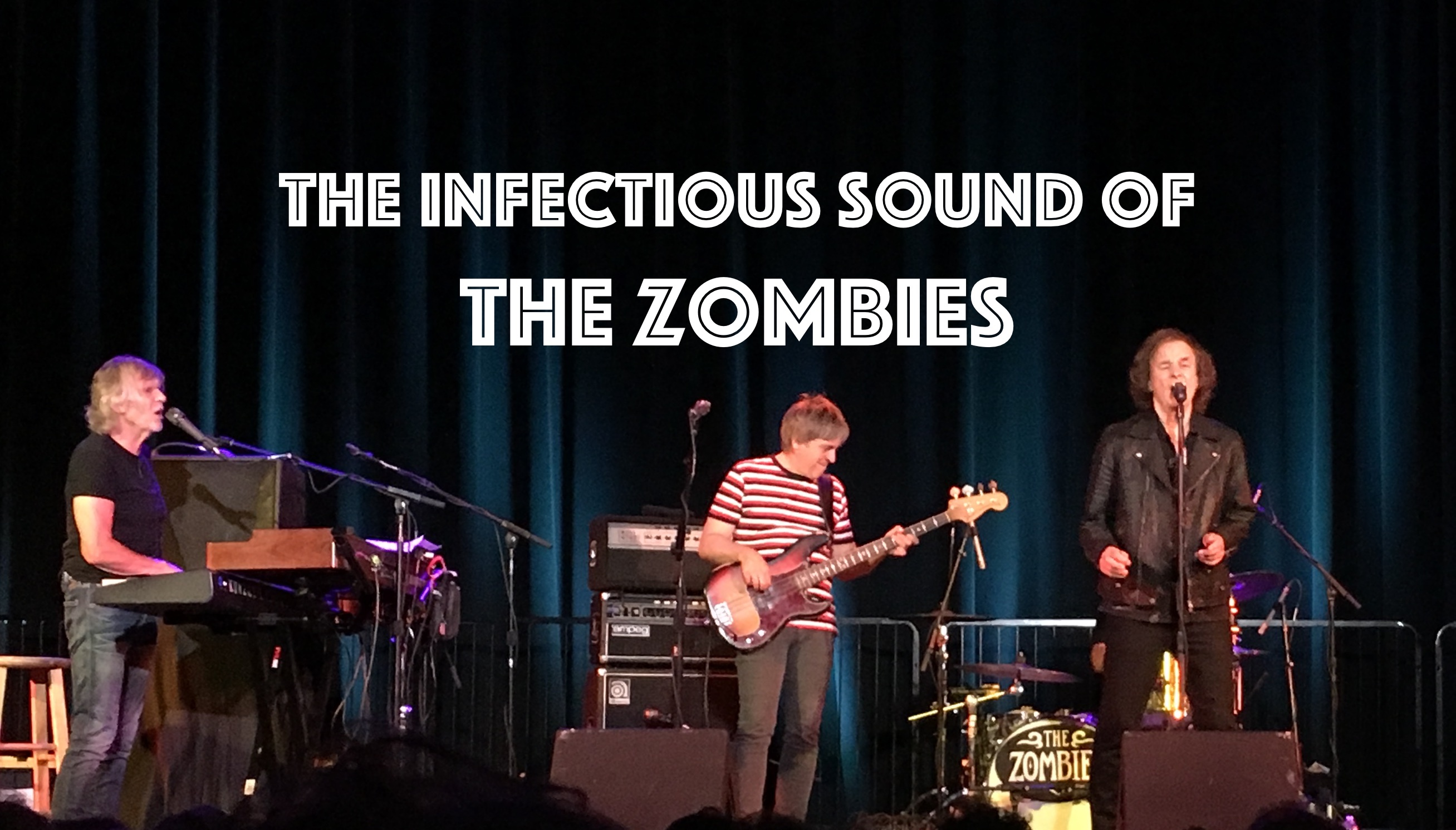 Infectious Sound Of The Zombies, Inner Edge Music