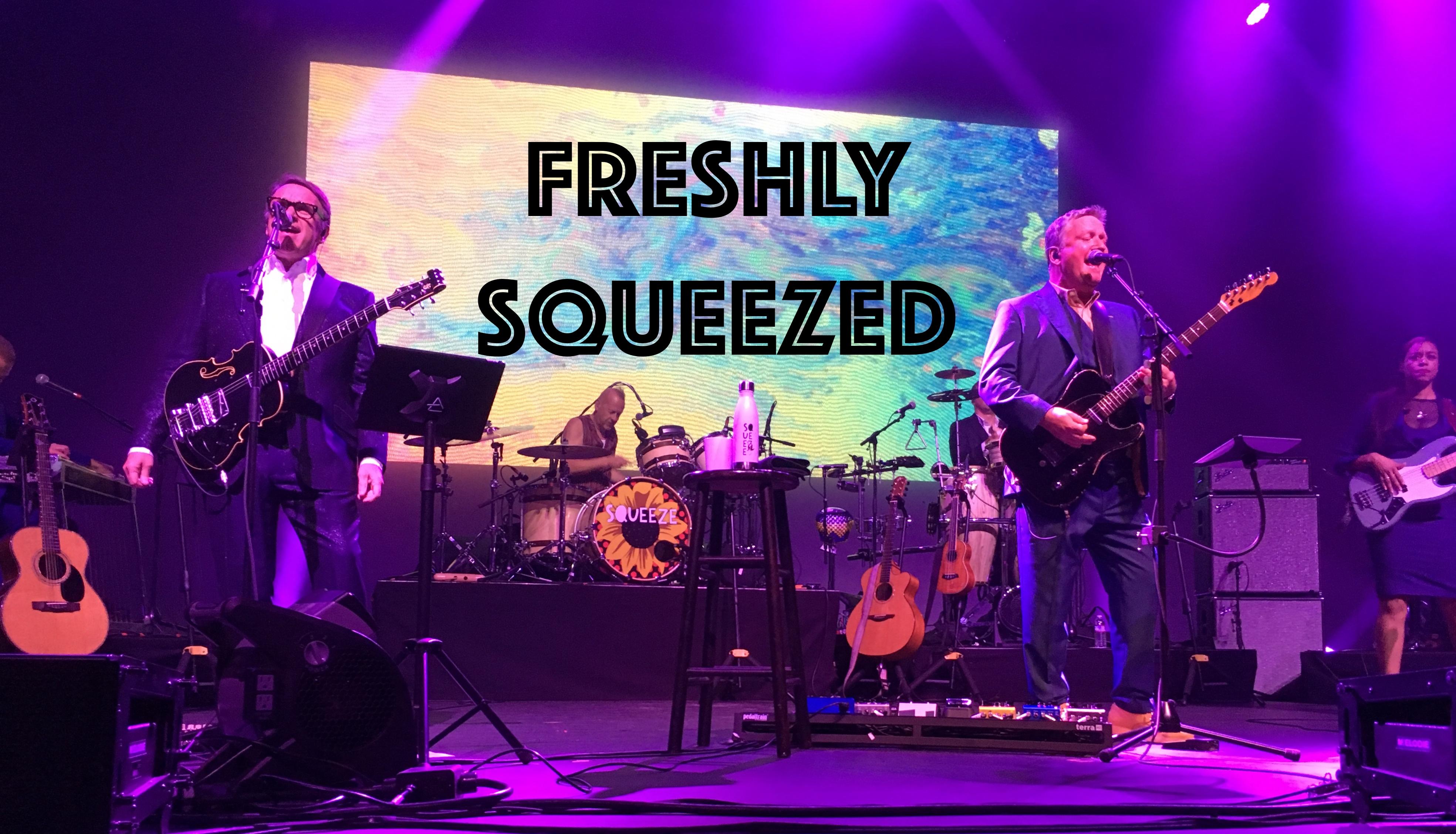 Freshly Squeezed, InnerEdgeMusic.com