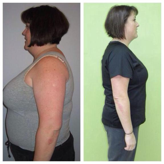 Michelle Lost 60 lbs