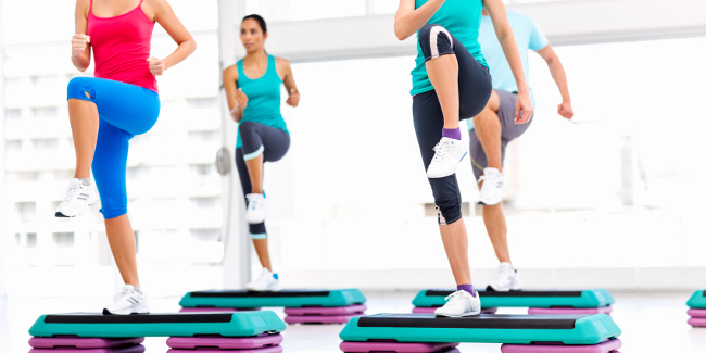 Learn to Teach Step Aerobics!