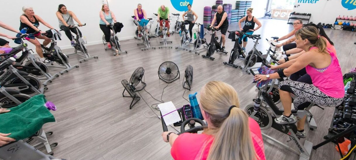 Indoor Cycling Certification Course