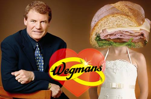 Danny Wegman Leaves Wife For 7″ Hot Ham, Capocollo, Salami Sub