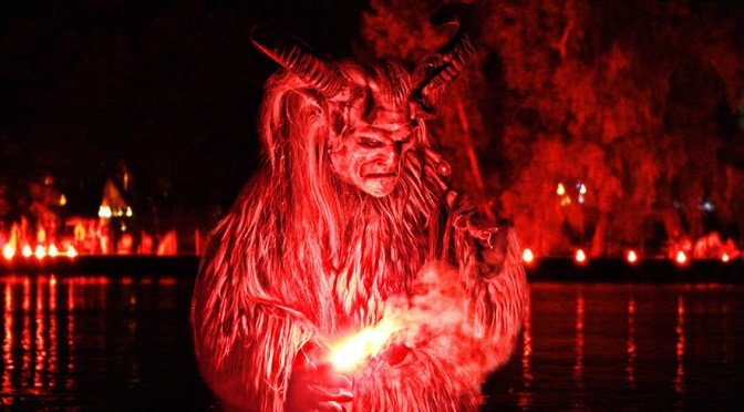 Conesus Lake 'Ring of Fire' Accidentally Summons Satan in Livingston County