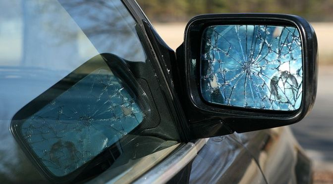 4 Fun Ways To Avoid Getting Your Mirrors Obliterated While Parked on Meigs