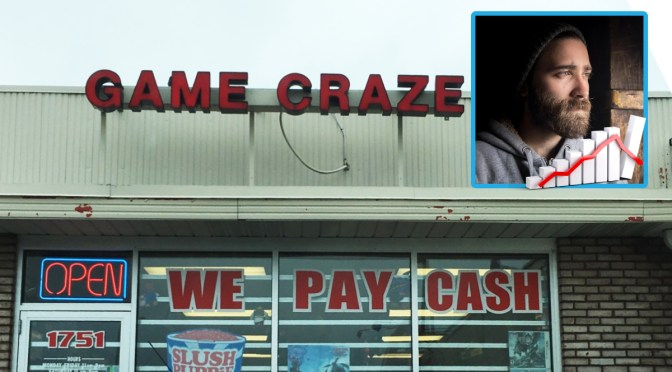 """Man Accidentally Invests Life Savings Into Game Craze """"Stock,"""" Loses Everything"""