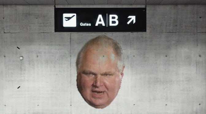 """Construction On """"Rush Limbaugh International Airport"""" To Begin In East Rochester Next Week"""