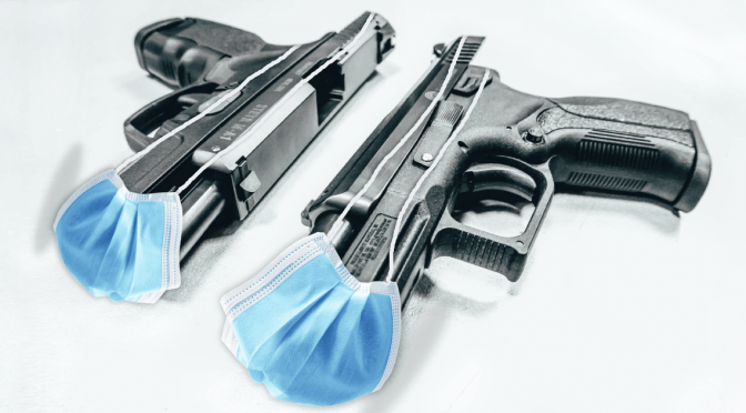 Cuomo Demands All Firearms Wear a Mask to Curb the Spread of Gun Violence