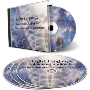 Light Language Subliminal audios For Purification and Enlightenment