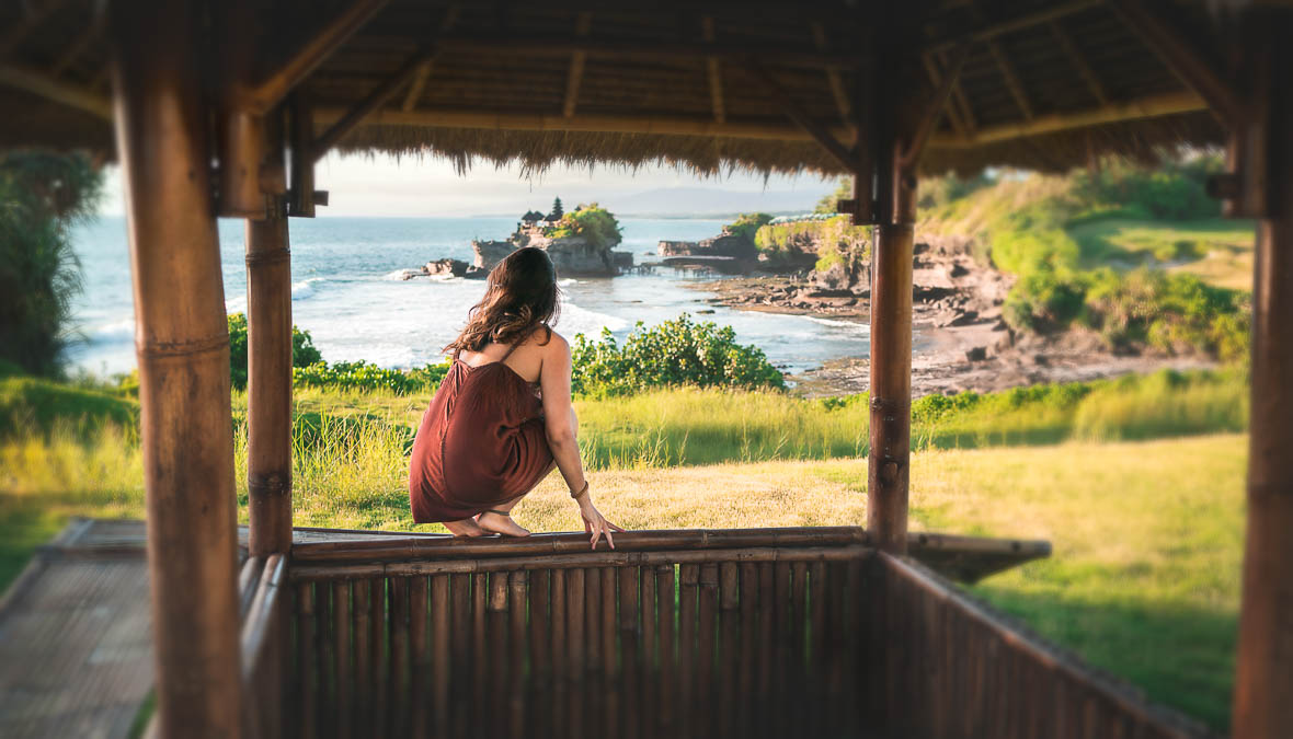 Bamboo Hut - Travel Quotes