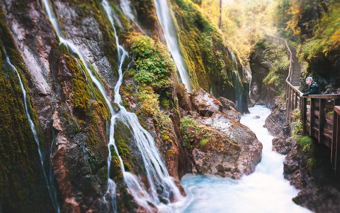 Waterfall - Travel Quotes
