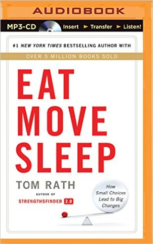 Eat, Move, Sleep: How Small Choices Lead to Big Changes - Inner Picture Stories