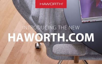 New Haworth Website Launch