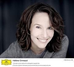 Pianistin Hélène Grimaud 2