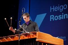 Solist Heigo Rosin, Marimbaphon