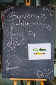 Willkommen zum Südtirol Presse-Event