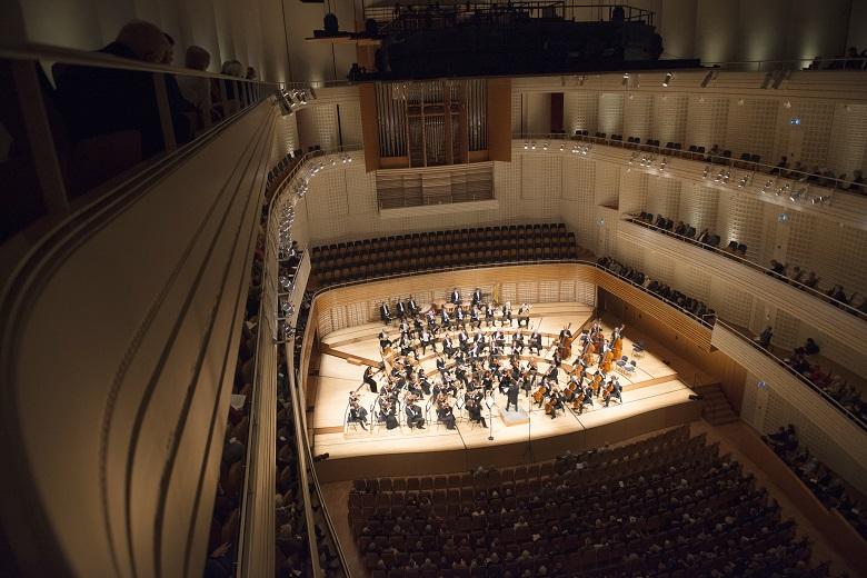 Luzerner Sinfonieorchester, Bild Christian Flierl