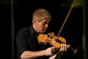 Solist Violine Johannes Dickbauer