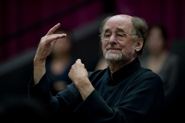 Zürcher Kammerorchester,Sir Roger Norrington Dirigent