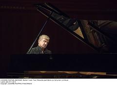 LUCERNE FESTIVAL AM PIANO: Rezital 5: Jean- Yves Thibaudet spielt Werke von Schumann und Ravel Luzern, den 27.11.2015 Copyright: LUCERNE FESTIVAL/ Priska Ketterer