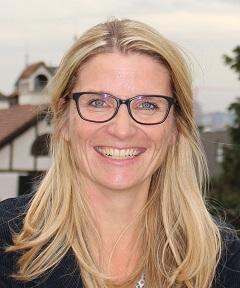 Pia Brüniger - von Moos, Pastoralassistentin
