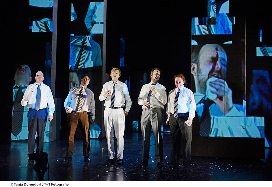 Luzerner Theater: Lehman Brothers