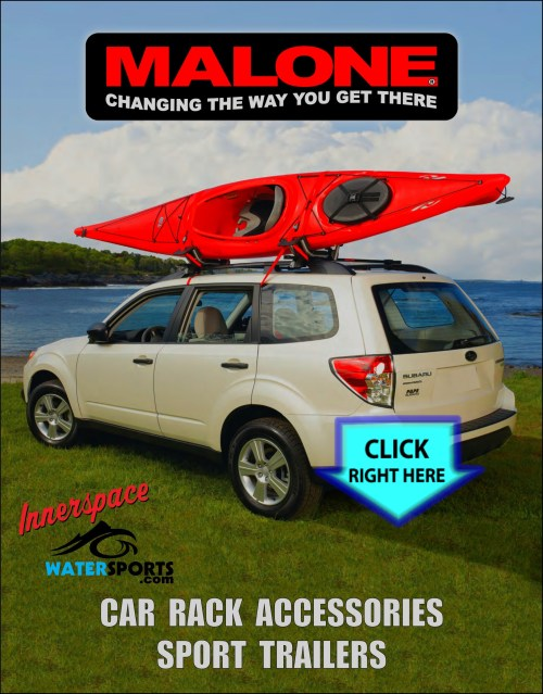 2016 Malone Auto Racks - Trailers - Storage - Accessories @ Innerspace Watersports