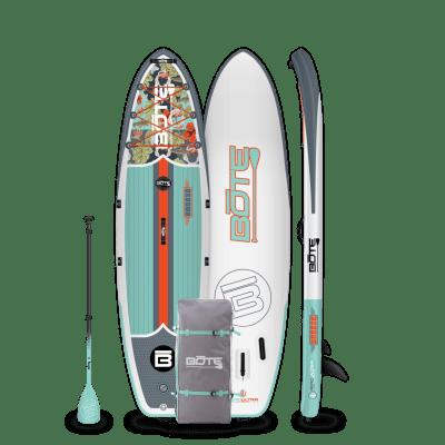 BOTE Board Breeze Aero 10′8″ 'Native Floral Jaws'