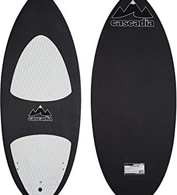 """Cascadia Carbon 58"""" Wakesurf Board"""