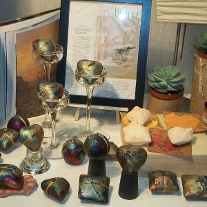 J Davis Studio innerSpirit Rattles American Craft Display 01
