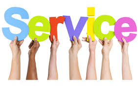An experience with Service