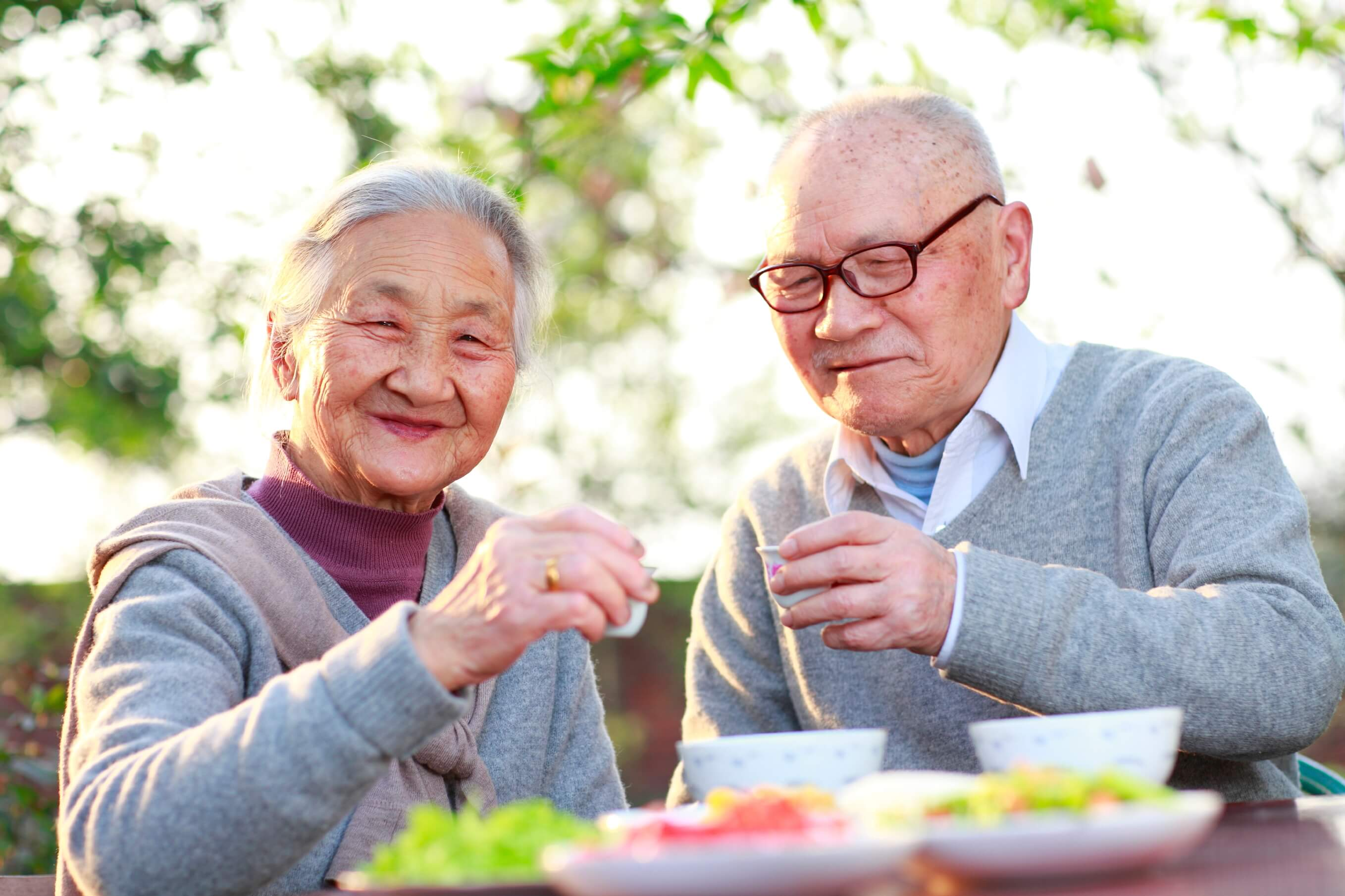 You are currently viewing What I learnt from healthy elderly people