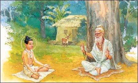 11 lessons from a family living Vedic life