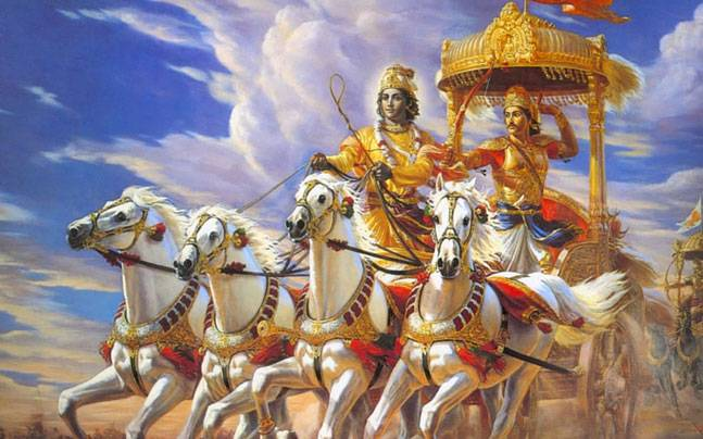 You are currently viewing 10 lessons I learnt from Mahabharata
