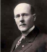 Founder of Rotary International Paul Harris
