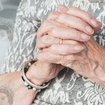 Image of elderley woman's hands and money | Gender Pensions Gap | Innes Reid Investments