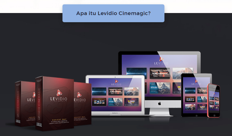 Cara membuat Video Presentasi & Promosi Cinematic dengan Power Point - Levidio Cinemagic