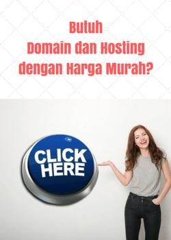 Domain & Hosting murah
