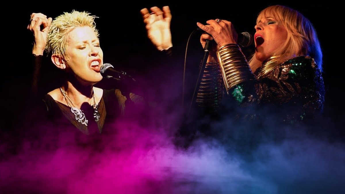 Toyah & Hazel O'Connor Electric Ladies of the 80s Tour