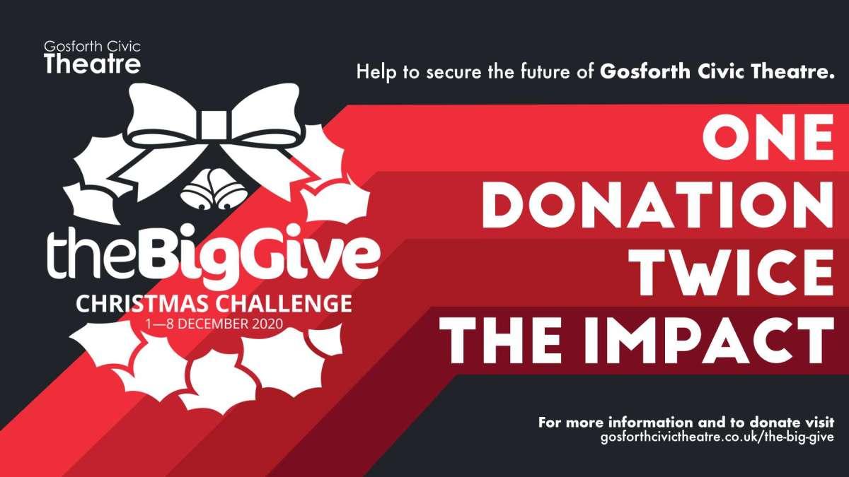 Gosforth Civic Theatre: The Big Give