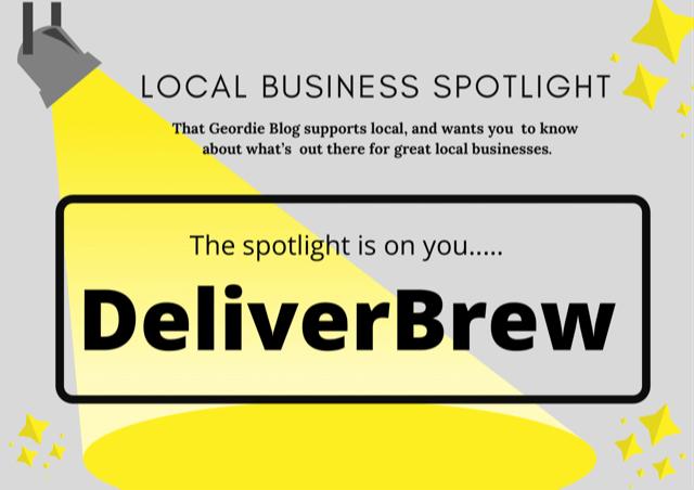 SPOTLIGHT on….DeliverBrew