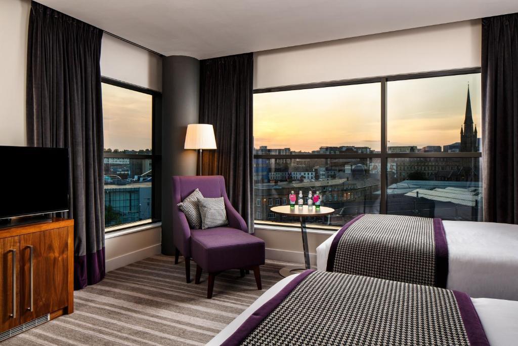 Crowne Plaza Hotel Newcastle