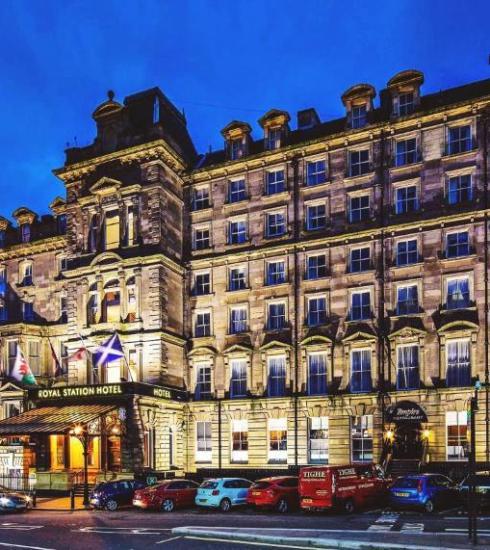 Royal Station Hotel Newcastle
