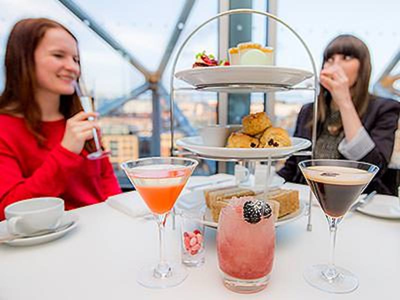 Six Baltic Sparkling Afternoon Tea