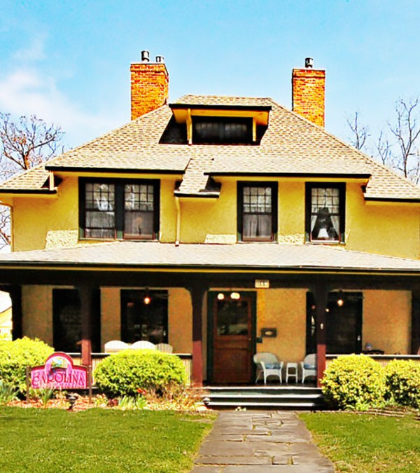 Carolina Bed & Breakfast – Asheville