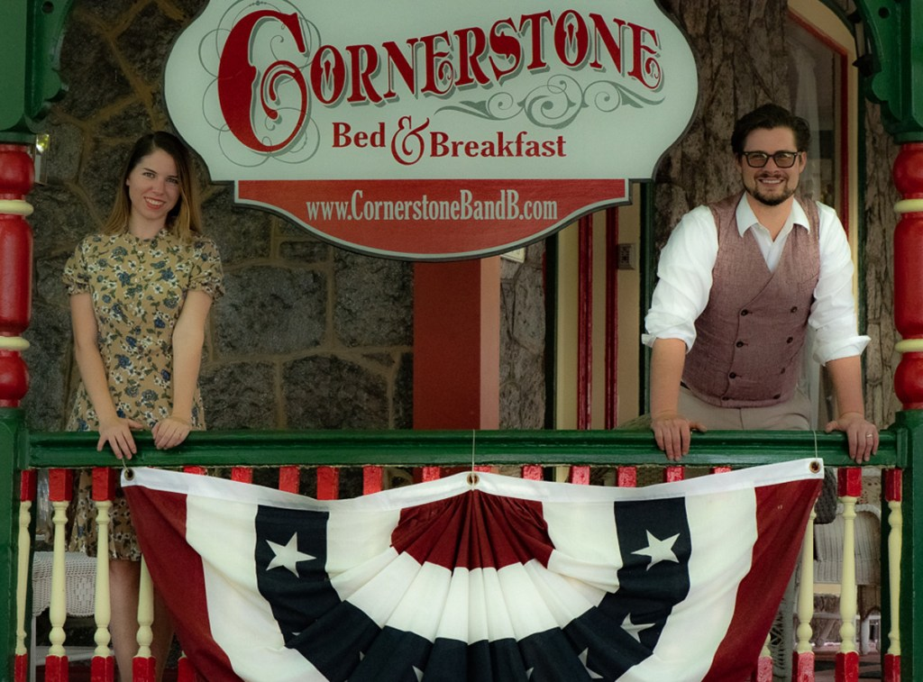 Cornerstone B&B, Philadelphia, PA