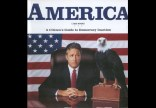 "America (The Book): A Citizen's Guide to Democracy Inaction is a 2004 humor book written by Jon Stewart and other writers of The Daily Show that parodies and satirizes American politics and worldview. It has won several awards, and generated some controversy. America (The Book) was written and edited by Jon Stewart, Ben Karlin, David Javerbaum, and other writers of The Daily Show. Karlin was the show's executive producer and Javerbaum its head writer. The book is written as a parody of a US high school civics textbook, complete with study guides, questions, and class exercises. Also included are scholarly ""Were You Aware?"" boxes, one of which explains that ""the term 'Did You Know' is copyrighted by a rival publisher"". The book provides discussion questions to mock history study guide books, with ridiculous questions such as: ""Would you rather be a king or slave? Why or why not?"". It pokes fun at the American political system, and includes a chapter caricaturing stereotypical American views of the rest of the world."