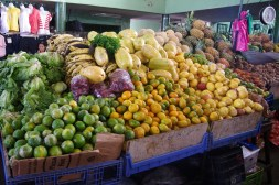 Fruits and vegetables are very inexpensive and taste so much better here.